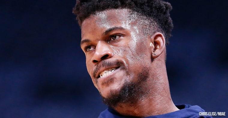 Jimmy Butler secoue déjà ses partenaires du Heat