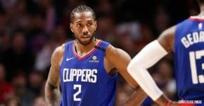 Kawhi Leonard out pour les playoffs, cauchemar pour les Clippers