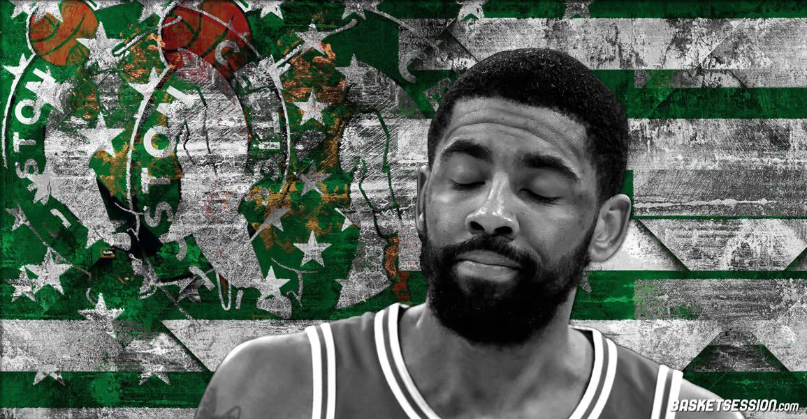 Les victoires des Celtics sont aussi les défaites de Kyrie Irving