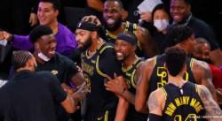 Les Lakers invaincus avec le «Mamba Jersey», LeBron James et l'hommage à Kobe