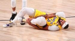 Anthony Davis a fait flipper les Lakers ! Pendant 5 secondes LeBron a vu le titre s'envoler