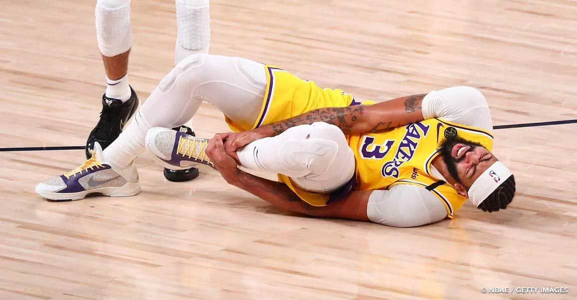 CQFR : Les Lakers perdent le game 4 et Anthony Davis, les Clippers sont de retour