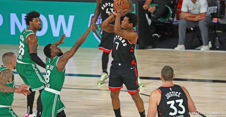 CQFR : Increvable, Toronto arrache un game 7, Kawhi fait sa loi