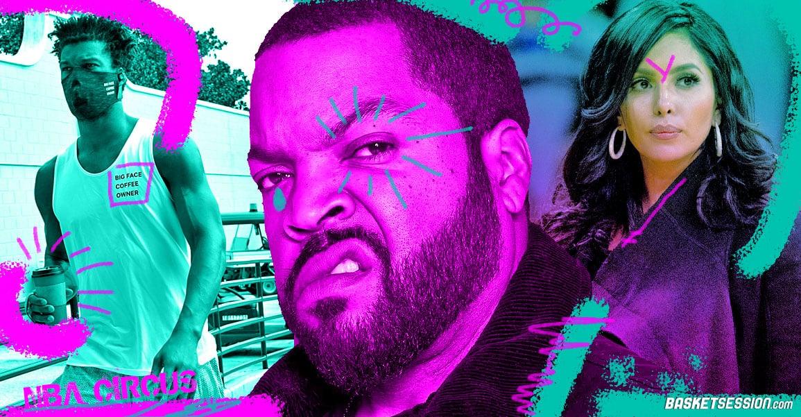 NBA CIRCUS : Ice Cube découpe les Clippers en un tweet, Vanessa défend LeBron contre le Shérif