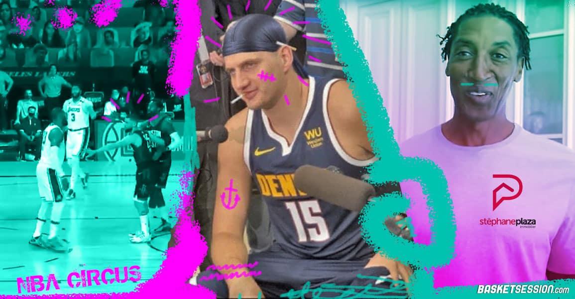NBA CIRCUS : Pippen te montre sa maison, Kuzma se moque de Rivers, Leonard en larmes