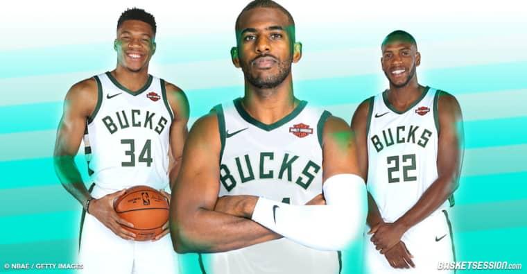 Chris Paul ne sauvera pas les Bucks, qui pour aider Giannis ?