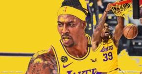 Trashtalk, rebonds et dunks : pourquoi Dwight Howard fait aussi gagner les Lakers