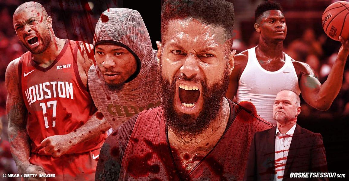Les 10 joueurs NBA qu'on enverrait pour défendre LeBron James contre Colby Covington