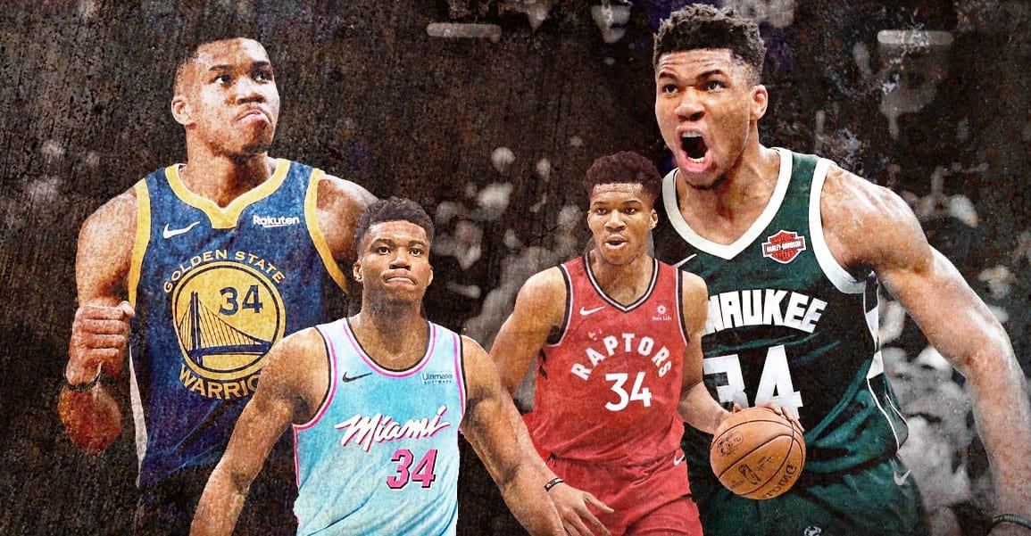 Bucks, Warriors, Heat… quelle est la meilleure destination pour Giannis ?