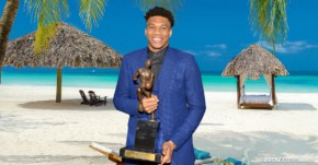 Giannis encore MVP, le Greek Freak rejoint Jordan et Olajuwon