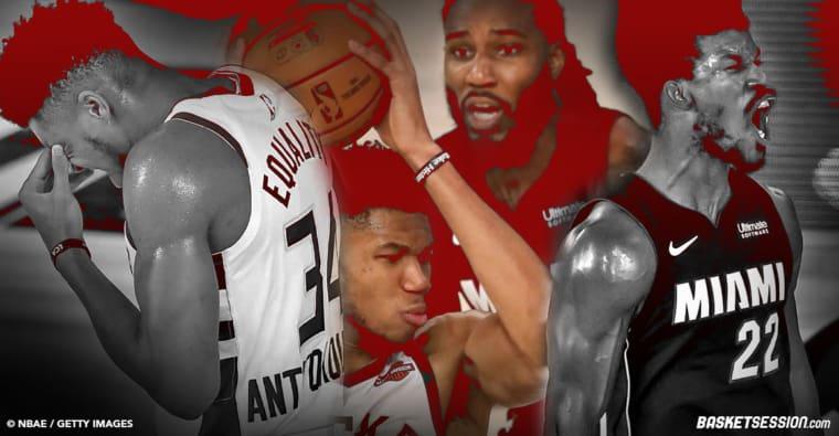 Comment le Heat a fait déjouer le MVP Giannis Antetokounmpo