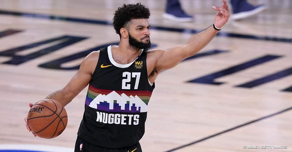 NBA Jamal Murray vener Nuggets
