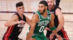 Raja Bell charge lourdement Brad Stevens après l'élimination des Celtics