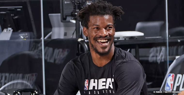 Jimmy Butler l'affirme : Miami sera champion NBA