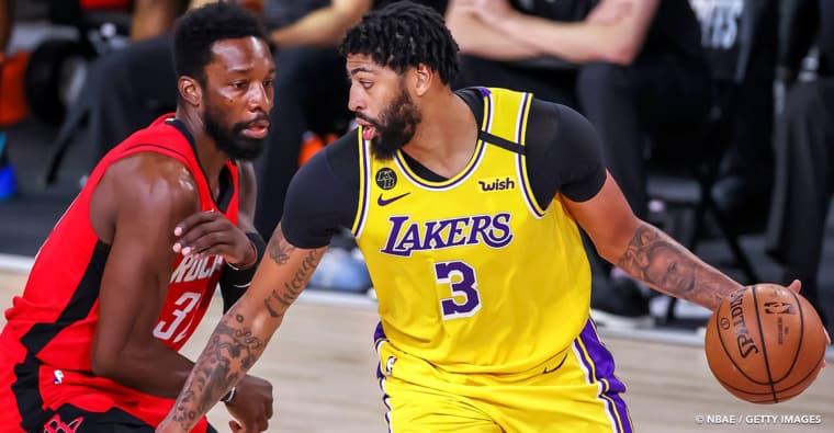 Anthony Davis justifie son contrat sur le long terme avec les Lakers