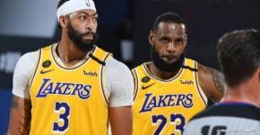 CQFR : LeBron revient fort, les Lakers peuvent encore éviter le play-in