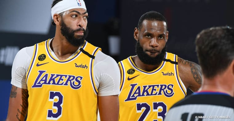 Comment LeBron s'est remis en question grâce à Anthony Davis