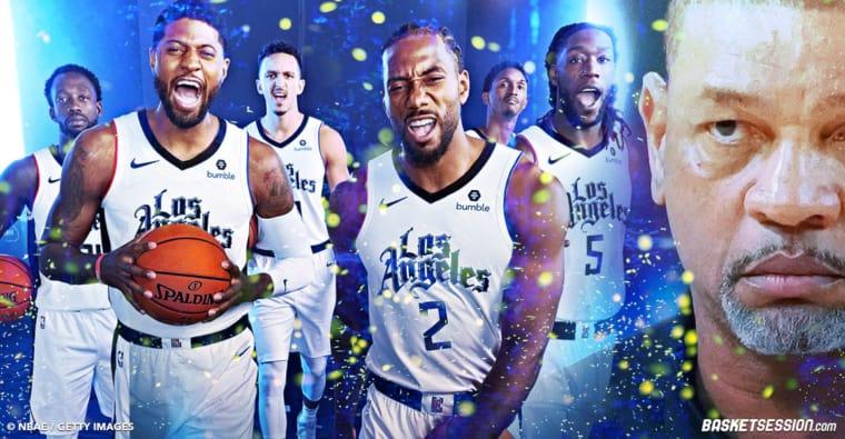 Clippers : Embrouille et échec, retour sur la débandade de l'année