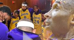L'hommage discret mais quotidien des Lakers à Kobe Bryant