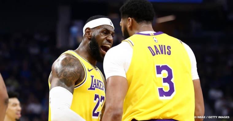 Anthony Davis rêve de 9 Finales NBA de plus avec LeBron