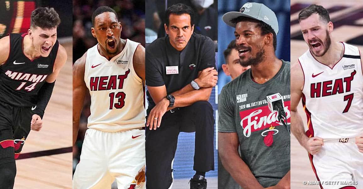 5 raisons pour lesquelles le Miami Heat va gagner les Finales NBA