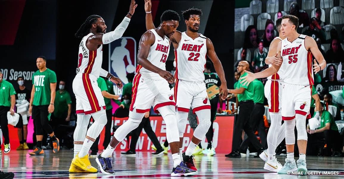 NBA MIAMI HEAT WINS