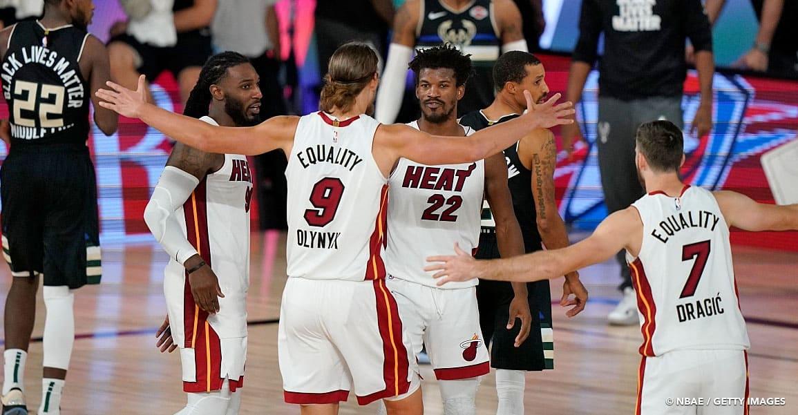 Heat-Bucks, du grand n'importe quoi à la fin… et déjà 2-0