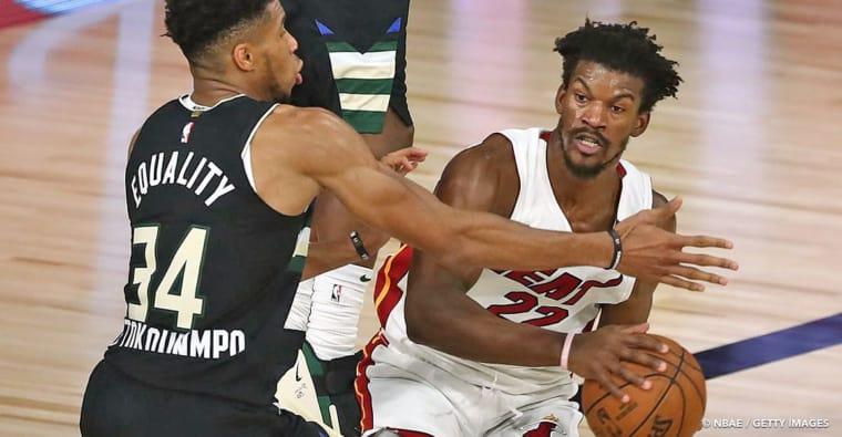 Ne parlez pas d'outsiders au Heat et à Jimmy Butler!