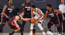 « Giannis Antetokounmpo et le Miami Heat, le fit parfait »