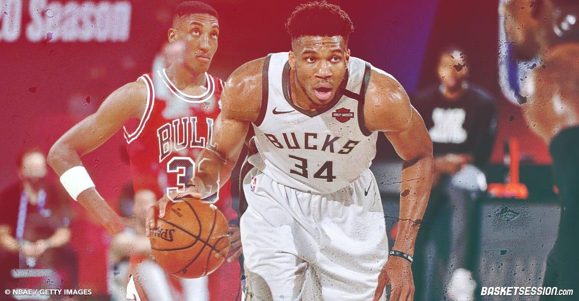 Giannis Antetokounmpo, «un Pippen qui a besoin de son Jordan» pour Jefferson