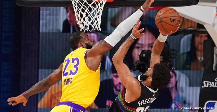 Comment LeBron James a cadenassé Jamal Murray dans le money time