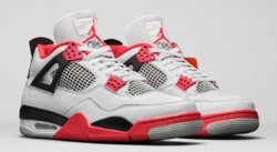 La Air Jordan 4 Fire Red annoncée pour le Black Friday