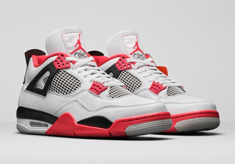 La Air Jordan 4 Fire Red annoncée pour le Black Friday