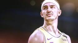 Alex Caruso, stop ou encore pour le GOAT avec les Lakers ?