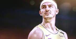 Alex Caruso, bien plus qu'une coqueluche aux Lakers