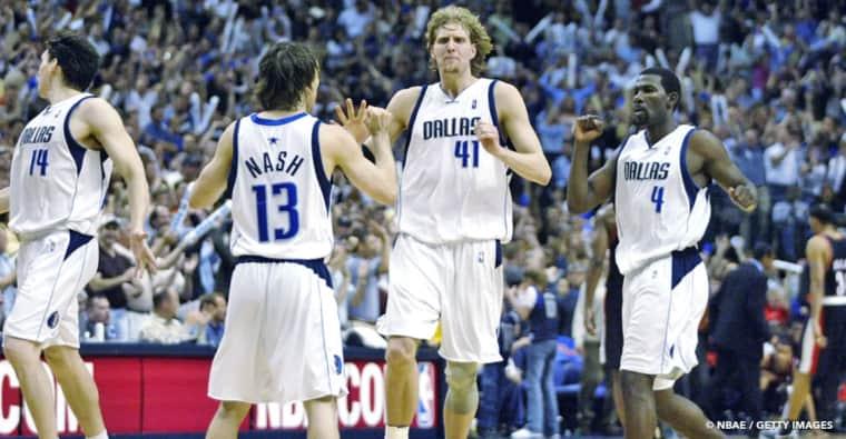 Dirk Nowitzki, la superstar la moins bien entourée de l'histoire ?