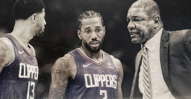 Doc Rivers, un nouvel échec avec les Clippers… celui de trop ?