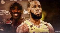 LeBron James souligne une similitude entre Kobe Bryant et lui