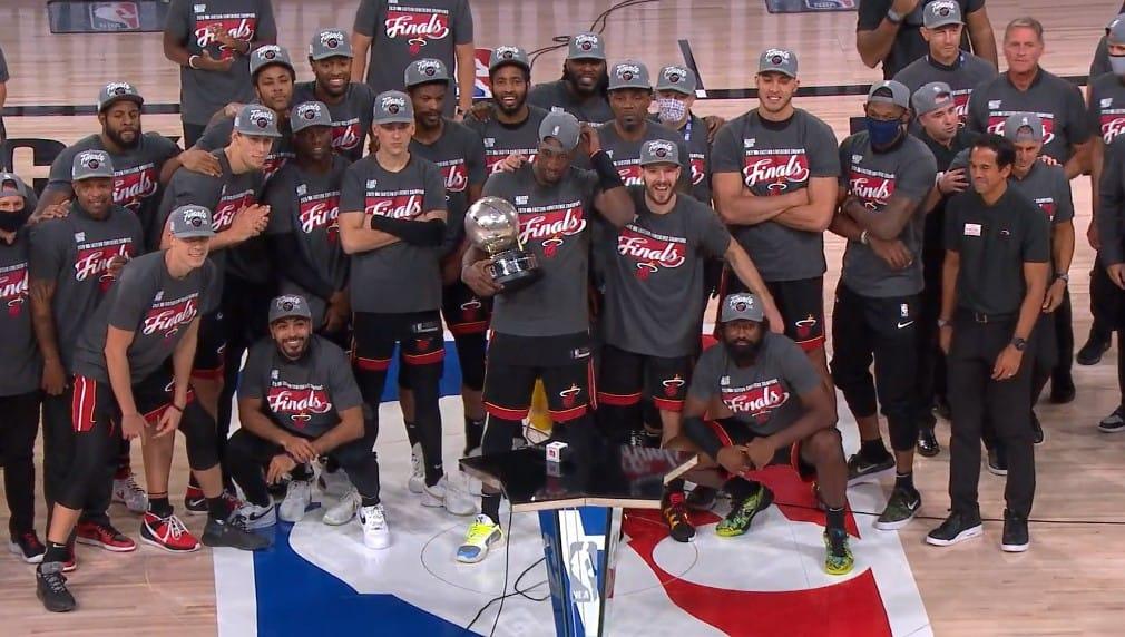 CQFR : Le Heat retrouve les Finales NBA six ans après !