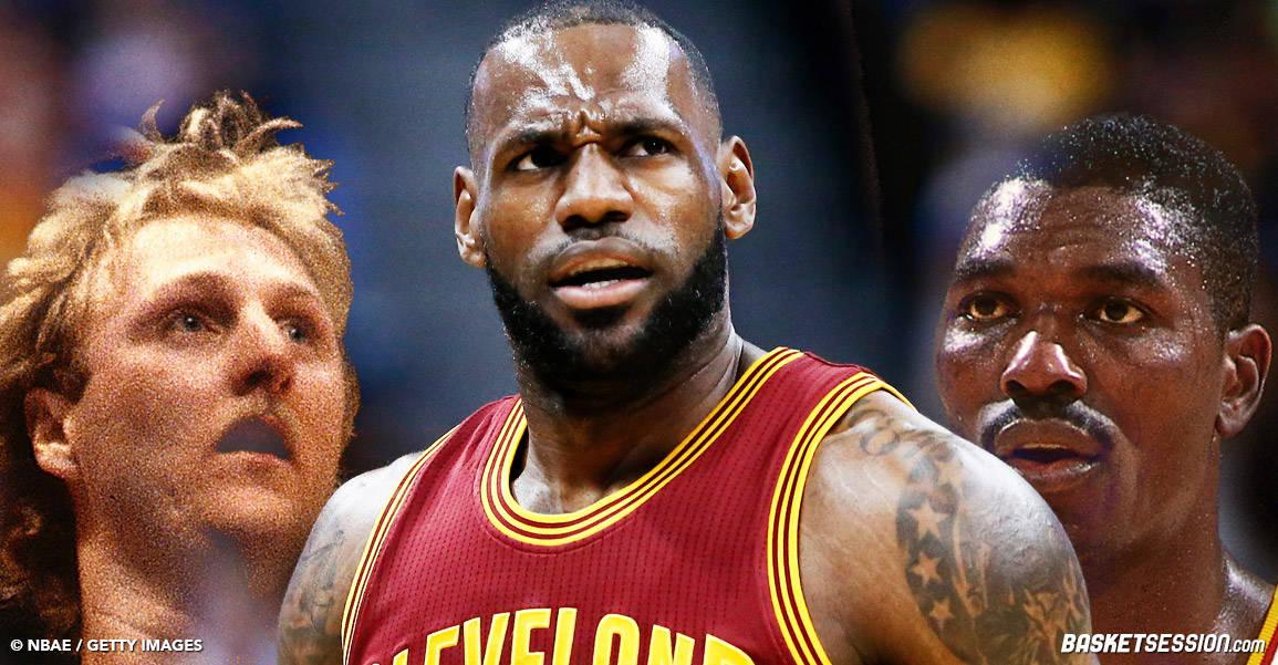 Ces 12 équipes dont peut s'inspirer Miami pour renverser les Lakers