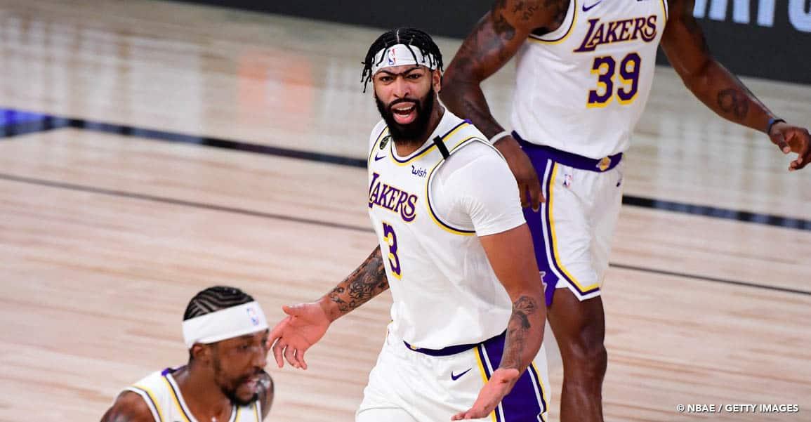 NBA ANTHONY DAVIS G3