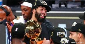 Pourquoi Anthony Davis est le favori pour le MVP