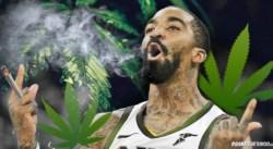 Marijuana : les joueurs NBA vont pouvoir fumer en toute impunité cette saison