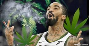 Et si la NBA légalisait la marijuana pour ses joueurs ?