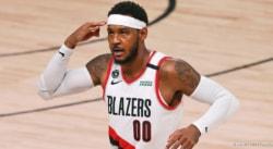 La condition pour que Carmelo Anthony reste à Portland