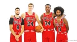 Rumeur : les Chicago Bulls prêts à monter à la draft. Mais quel joueur sacrifier dans un trade ?