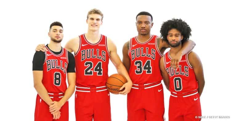 Les Bulls ont coché deux noms s'ils conservent leur pick #4