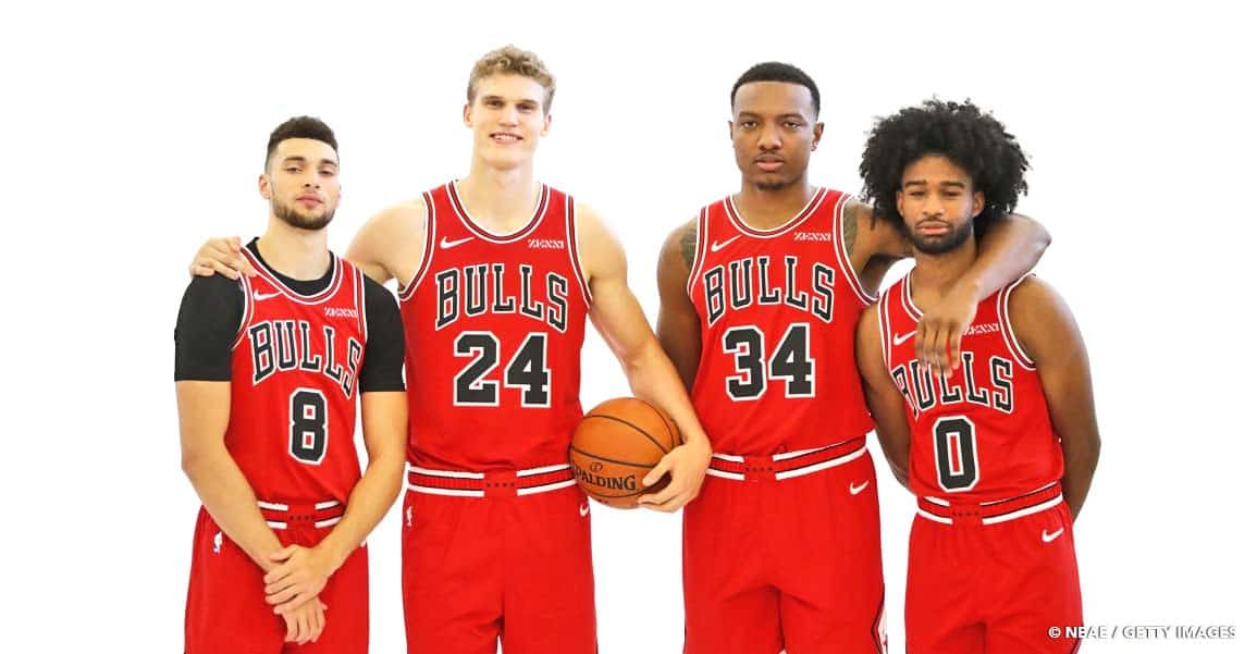 NBA CHICAGO BULLS 2020