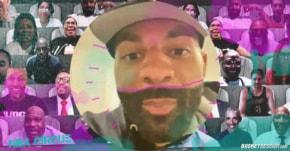 Dans les backstages des Finales NBA avec JR, Boozer, Obama, Doc…