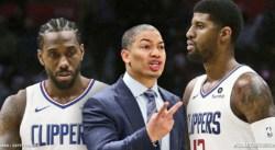 Clippers: La tactique culotée et payante de Tyronn Lue pour mener un comeback héroïque